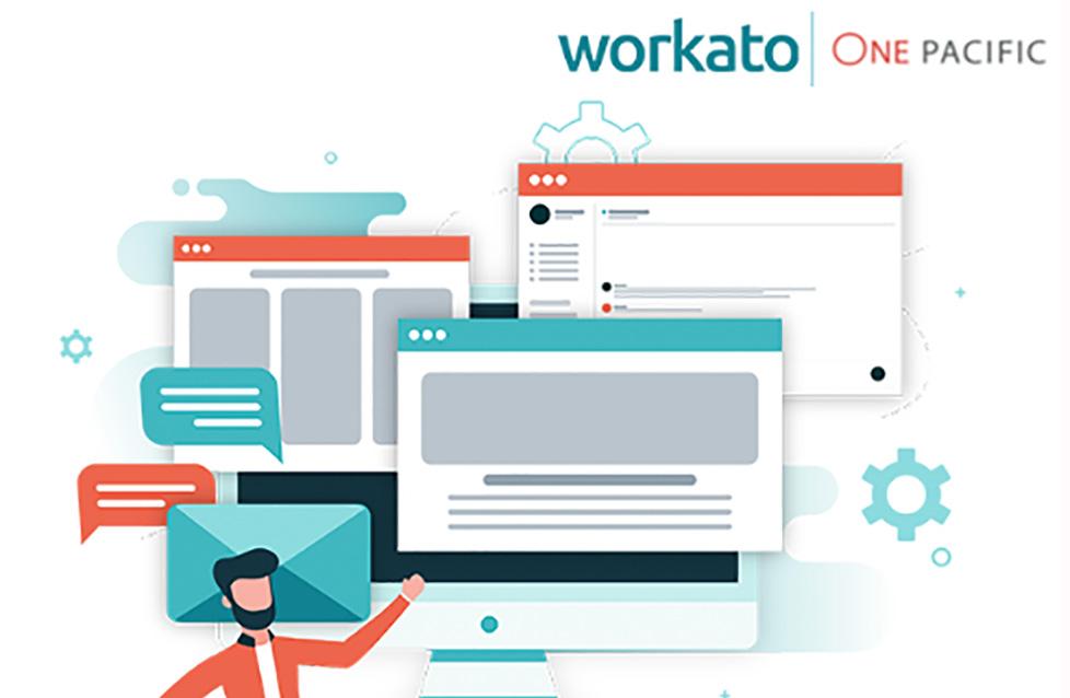 Workato No Code Automation